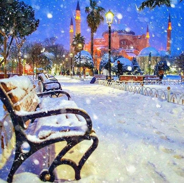 В турцию зимой на новый год