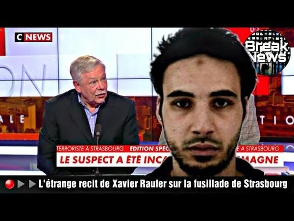 🔴▶▶Malaise sur le plateau de Cnews après les révélations de Xavier Raufer sur Cherif Chekatt
