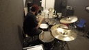 The Odious Construct - Paroxysm (Drum Playthrough)