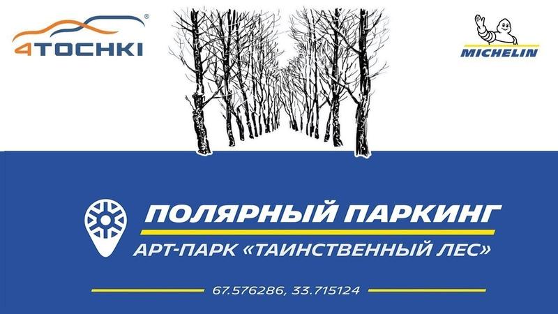 Michelin - Таинственный лес на 4 точки. Шины и диски 4точки - Wheels Tyres