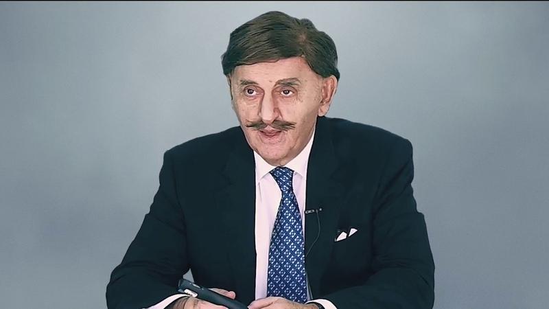 Профессор Вёрткин А Л в образе Владимира Никитича Виноградова