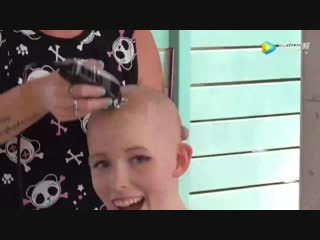 Headshave for chemo