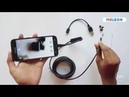 Видео-эндоскоп для Android смартфона или планшета