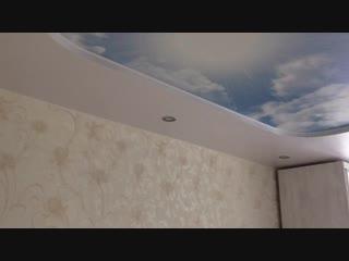 Натяжные потолки с эффектом Double Vision –новинка для вашего интерьера
