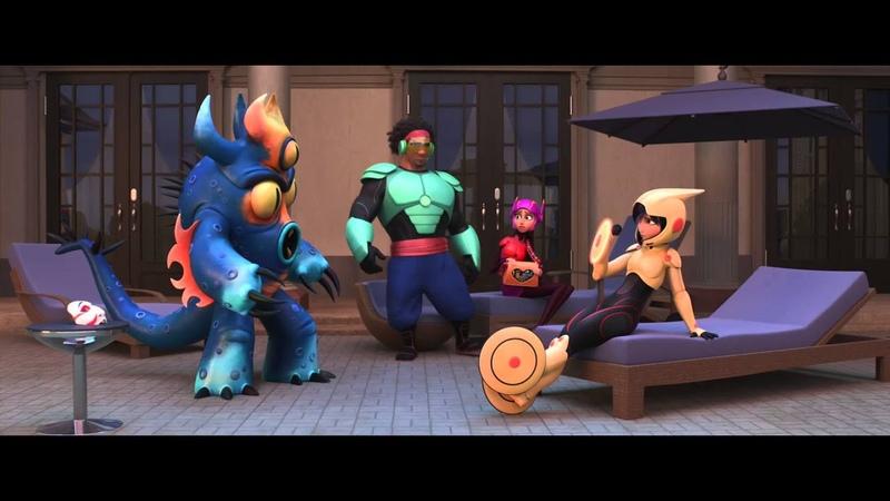 Город героев - основной трейлер