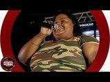 MC Carol Ao vivo no palco da Roda de Funk (V