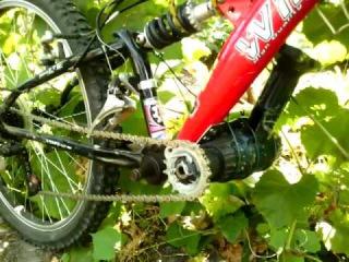 Электровелосипед своими руками из двигателя дворника