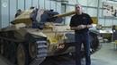 World of Tanks Рассмотри Crusader В командирской рубке