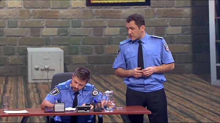 Дизель Шоу 2017г Как Батюшка Встретил Хеллоуин и Оказался в Полиции 1080p HD