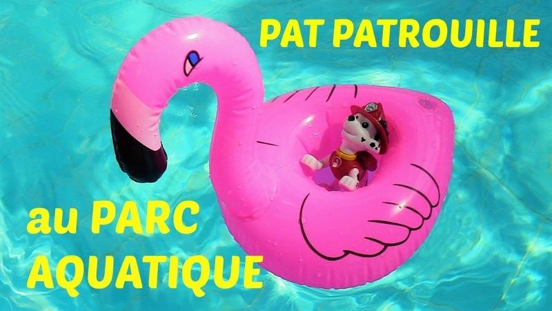 Pat Patrouille en français Jeux pour enfants Parc aquatique