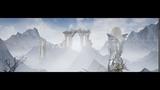 Unreal engine Open Word landscape Valhalla Gate (World Machine)