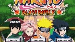 Игра Наруто Битва в школе Ниндзя (games naruto blast battle)