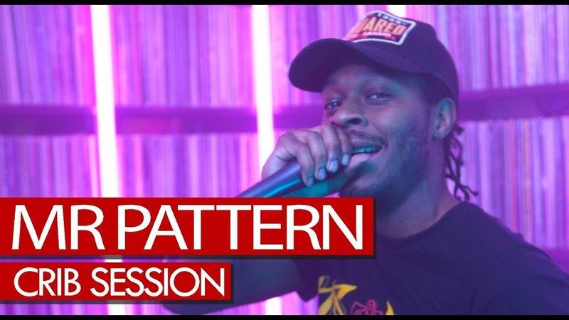 Mr Pattern freestyle - Westwood Crib Session (4K)