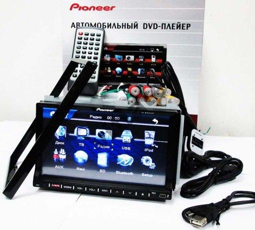 PIONEER PI-803. GPS-антенна