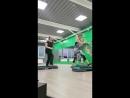 STEP-Aerobics!