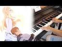 Viator (ウィアートル) - Sayonara no Asa ni Yakusoku no Hana wo Kazarou ED Theme Song (piano) FULL VERSION