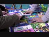 Детские книжки членов Союза писателей на ярмарке Handmade Festival