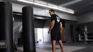 Tutorial Jumping Double Back Kick ESPANOL