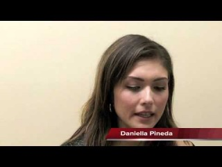 Daniella Pineda Talks THE ORIGINALS