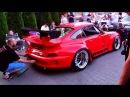 Porsche RWB 911 - Akira Nakai San builds two cars in Poland