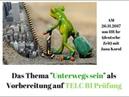 Unterwegs sein TELC B1 Deutsch