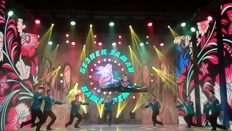танец Барыня танцевальный коллектив АО Аммоний