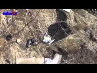 18+ Разбитая колонна Львовской аэромобильной бригады карателей кровавого убийцы детей Барака Обамы
