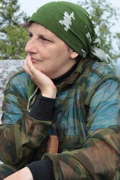 Анна Кабатова