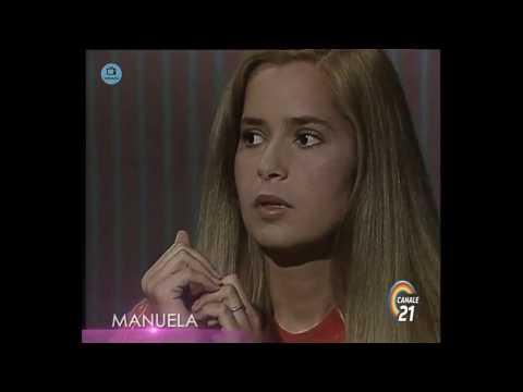 🎭 Сериал Мануэла 200 серия, 1991 год, Гресия Кольминарес, Хорхе Мартинес.