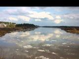 река Ветлуга весной