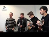 Chapel Club - All The Eastern Girls (Live Acoustic Shazam Session)