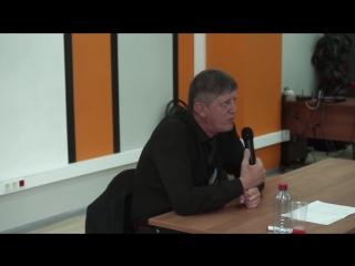 Катющик. Встреча в Москве Третья часть. физика, наука о вселенной