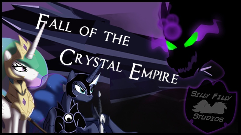 Fall of the Crystal Empire - MLP Fan Animation