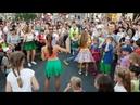 Самара карнавальное шествие в честь закрытия Чемпионата мира по футболу 14 июля 2018 ч.2