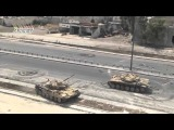 Сирия  БМП и Т 72 в бою ( Syria  BMP and T 72 in battle)