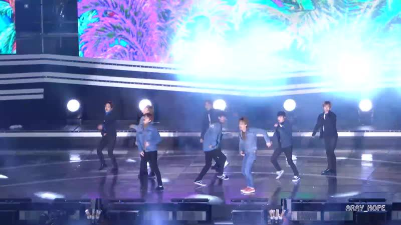 181020 EXO - Ko Ko Bop @ 2018 Busan One Asia Festival