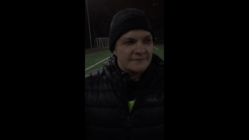 Интервью Капитан команды ФАВОРИТ