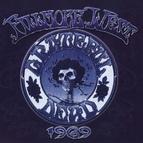 Grateful Dead альбом Fillmore West 1969