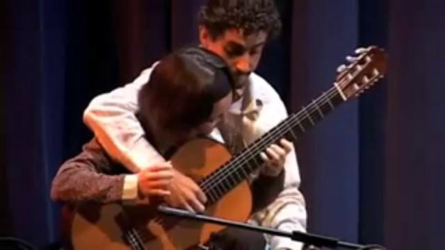 TICO TICO (Guitar Four-Hand Exchanging)