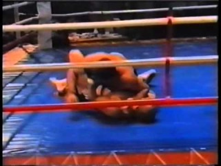 Fedor Emelianenko VS Martin Lazarov,  21.05.2000 (Все бои Фёдора Емельяненко) Бой 01