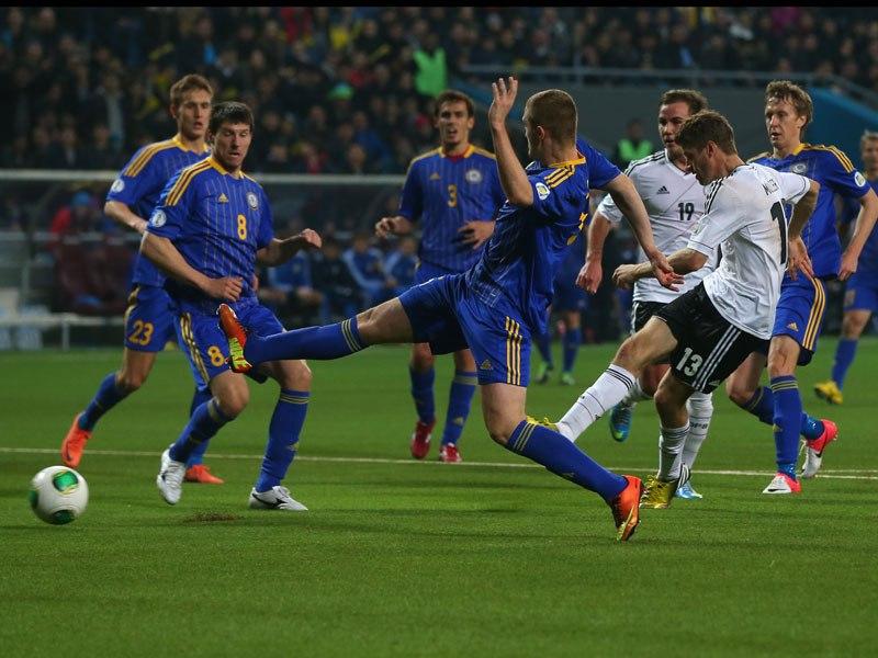 Казахстан Германия