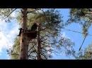 Верёвочный курс - прыжок к мечте Дина Агапова