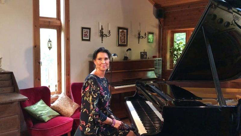 My Love, My Life ABBA (Piano Cover) Ulrika A. Rosén, piano.