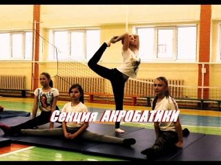 Секция Акробатики