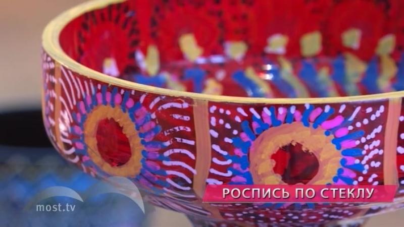 Лика Церетели покажет липчанам разноцветные ширмы и вазы