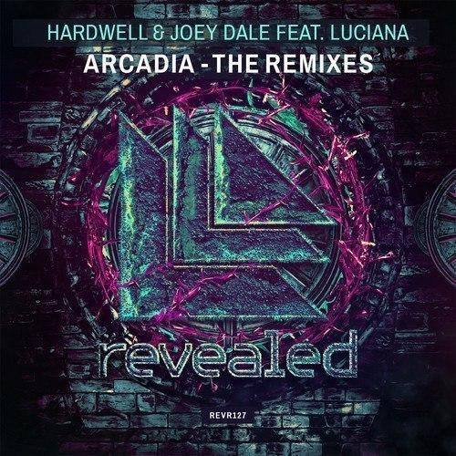 Hardwell & Joey Dale feat. Luciana - Arcadia (Olly James & Skyrec Remix)