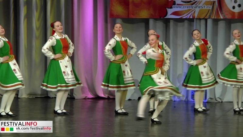 Российский конкурс-фестиваль Русская матрешка 2018г