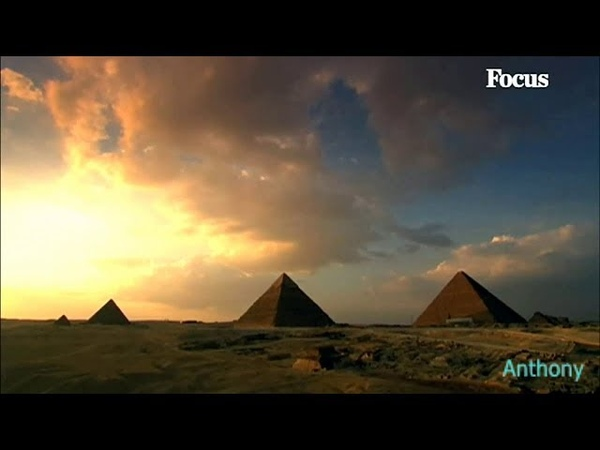 Un Incontro Scientifico Tra Alieni e L' Antico Egitto - HD 720p Stereo