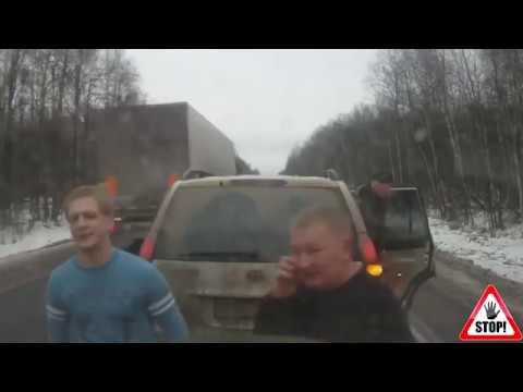 Учителя на дорогах Из 90 х на дороге Быдло за рулем проучили