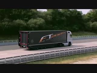 M-Benz Future Truck 2025 Грузовик будущего